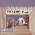 Legend. Beach, Dining