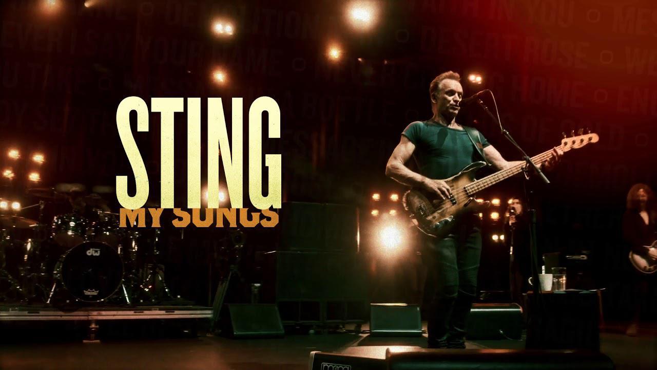 STING - MY SONGS - Riga This Week
